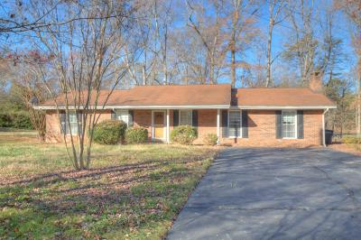 Sevier County Single Family Home For Sale: 109 Reese Rd