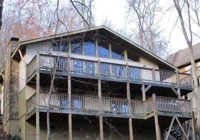 Gatlinburg Single Family Home For Sale: 1483 Zurich Rd
