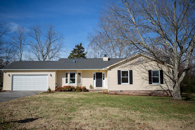 Knoxville Single Family Home For Sale: 12701 Pony Express Drive
