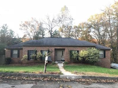 Oak Ridge Single Family Home For Auction: 121 Clifton Circle
