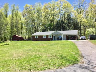 New Tazewell Single Family Home For Sale: 403 S Russell Rd
