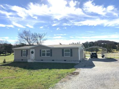 Campbell County Single Family Home For Sale: 1349 Towe String Rd