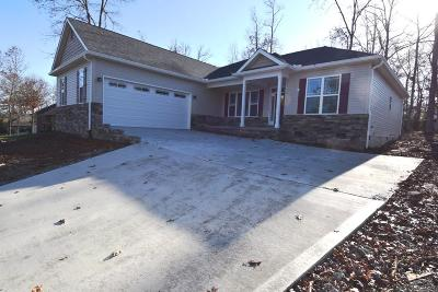 Single Family Home For Sale: 402 Seminole Place