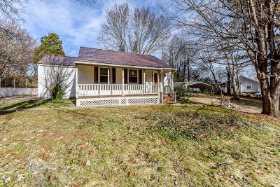 Knoxville Single Family Home For Sale: 1009 S Park Circle Circle