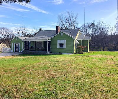 Knoxville Single Family Home For Sale: 1212 Adair Drive