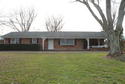 Madisonville Single Family Home For Sale: 159 Wayman Rd