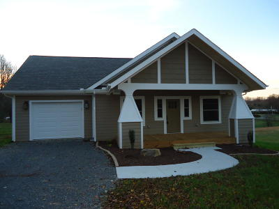 Madisonville Single Family Home For Sale: 133 McClung Rd