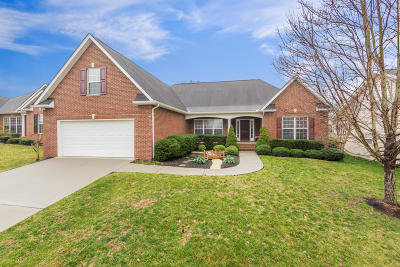 Knoxville Single Family Home For Sale: 2647 Berringer Station Lane
