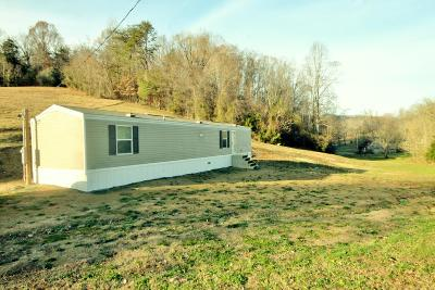 Luttrell Single Family Home For Sale: 519 Little Tater Valley Rd