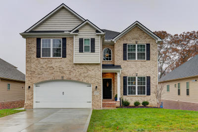 Knoxville Single Family Home For Sale: 1425 Mossy Rock Lane