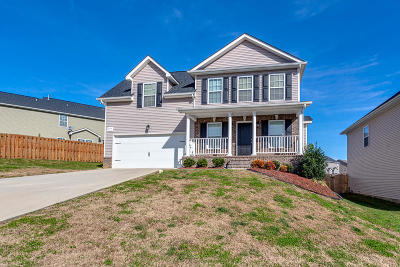 Knoxville Single Family Home For Sale: 6908 Poplar Wood Tr