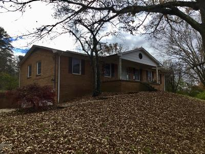 Strawberry Plains Single Family Home For Sale: 914 Andrew Johnson Hwy