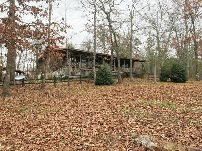 Tellico Plains Single Family Home For Sale: 161 Tall Pine Circle