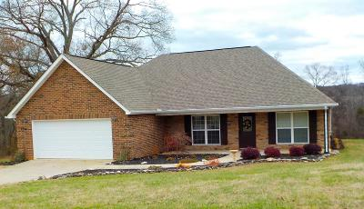 Maryville Single Family Home For Sale: 2108 Griffitts Mill Circle