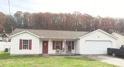 Knoxville Single Family Home For Sale: 2918 Muzzle Lane