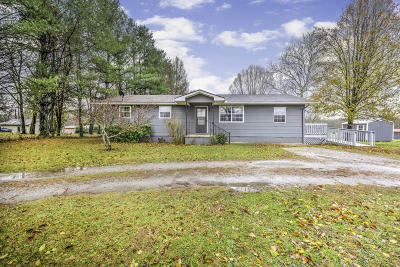 Crossville Single Family Home For Sale: 4862 Genesis Rd
