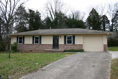 Knoxville TN Single Family Home For Sale: $124,900