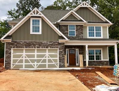 Knoxville Single Family Home For Sale: Lot 10 Hardin Valley Heights
