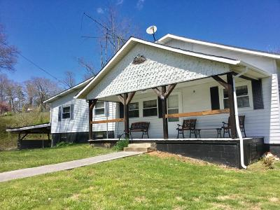 New Tazewell TN Single Family Home For Sale: $99,900