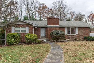 Knoxville Single Family Home For Sale: 2320 Juniper Drive