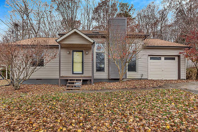Knoxville Single Family Home For Sale: 6705 Chimney Sweep Drive