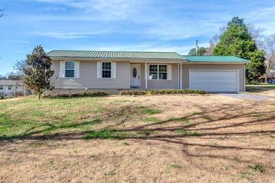 Madisonville Single Family Home For Sale: 1587 Oak Grove Rd