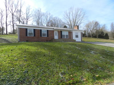 Campbell County Single Family Home For Sale: 112 Country Hill Lane