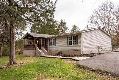 Knoxville Single Family Home For Sale: 1735 McCarty Rd