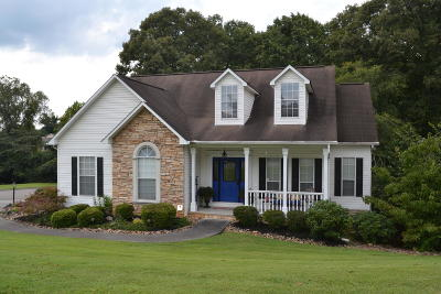 Knoxville Single Family Home For Sale: 6759 Fox Manor Blvd Blvd