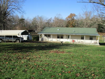 Crossville TN Single Family Home For Auction: $0