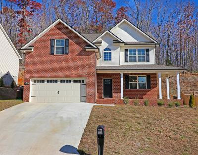 Knoxville Single Family Home For Sale: 3056 Oakwood Hills Lane