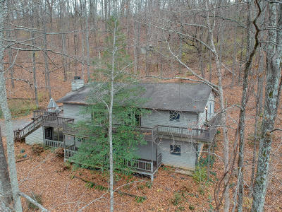 Knoxville Single Family Home For Sale: 6713 Adrian Rd
