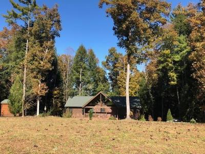 Deer Lodge Single Family Home For Sale: 165 White Creek Court