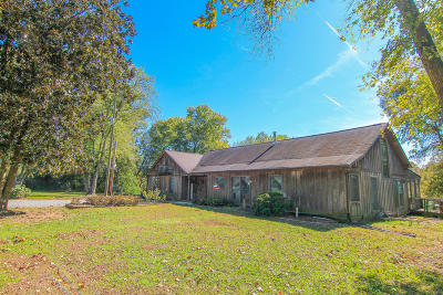 Knoxville Single Family Home For Sale: 3235 Rush Miller Rd