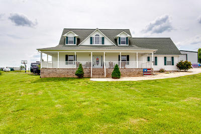 Lafollette Single Family Home For Sale: 202 Calhoun Rd
