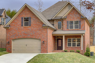 Knoxville Single Family Home For Sale: 1662 Sugarfield Lane