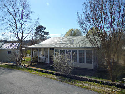 Dandridge, Sevierville Single Family Home For Sale: 1611 Omaha Tr