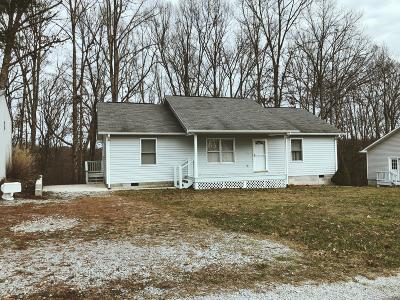 Crossville TN Single Family Home For Sale: $107,000