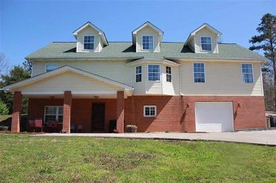 Madisonville Single Family Home For Sale: 1031 Tellico Camp Rd