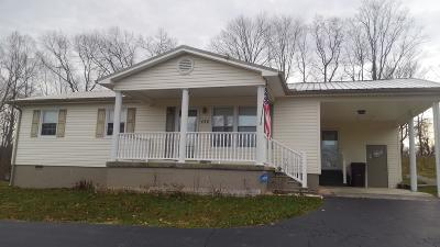 Campbell County Single Family Home For Sale: 430 Hollifield Drive