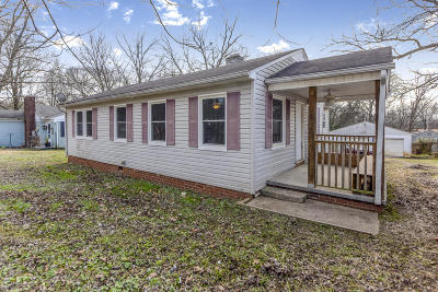 Maryville Single Family Home For Sale: 211 Byerley Ave