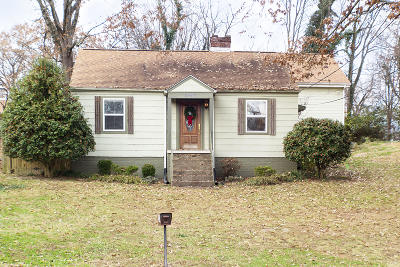Knoxville TN Single Family Home For Sale: $180,000
