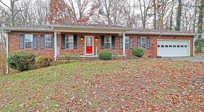 Knoxville Single Family Home For Sale: 524 Golden Harvest Rd