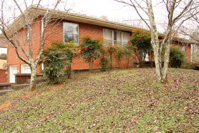 Knoxville Single Family Home For Sale: 10038 West Emory Rd