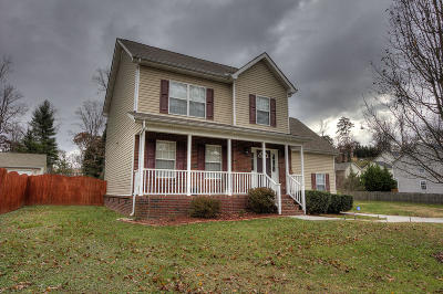Knoxville TN Single Family Home For Sale: $178,000