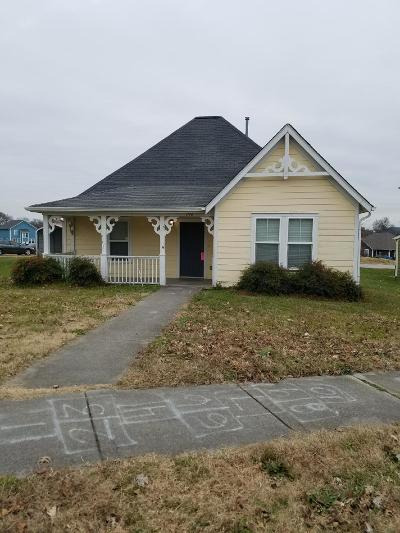 Knoxville TN Single Family Home For Sale: $114,900