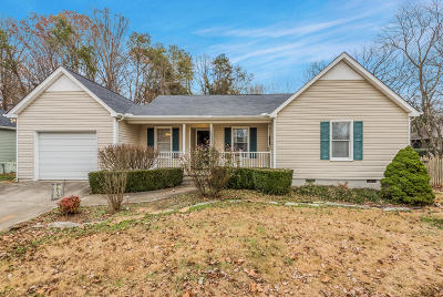 Knoxville TN Single Family Home For Sale: $189,000