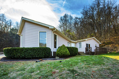 Anderson County, Campbell County, Claiborne County, Grainger County, Union County Single Family Home For Sale: 508 Lewis Lane