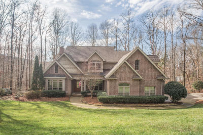 Knoxville Single Family Home For Sale: 11761 Couch Mill Rd