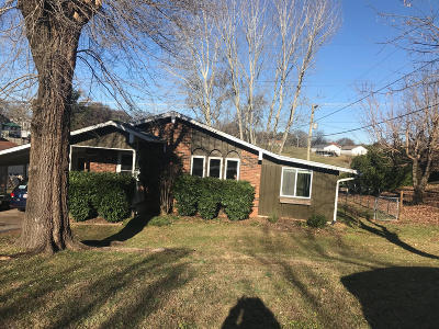 Maryville Single Family Home For Sale: 704 Providence Rd